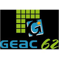 GEAC 62 - logo